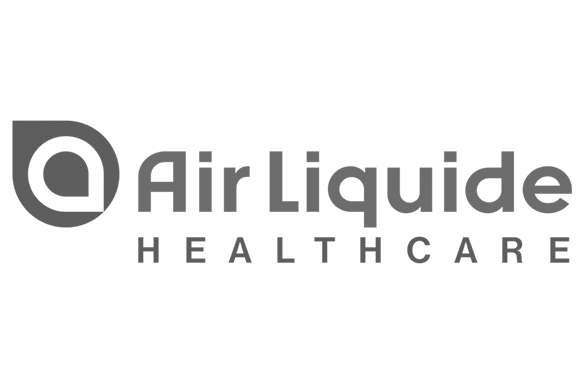 Accompagnement d'Air Liquide healthcare